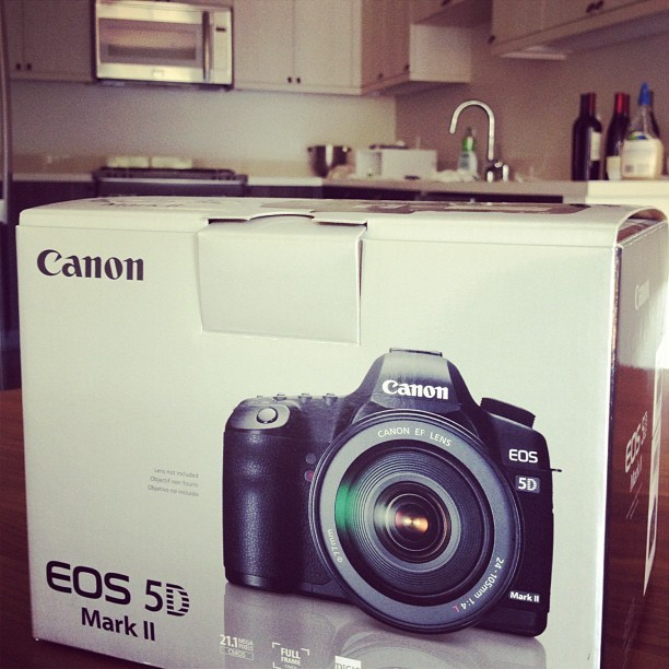New toy! Thanks to @kevinchinphotog  (Taken with Instagram)