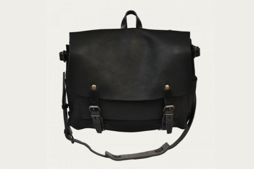 iputstylefirst:  Bleu De Chauffe lightning bag  Black messenger bag
