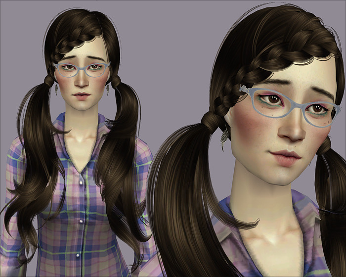 snapun:  Murrina (makeover for Bigtradeoff challenge)