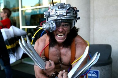 »>25 Amazing Cosplay Pictures From Comic-Con 2011