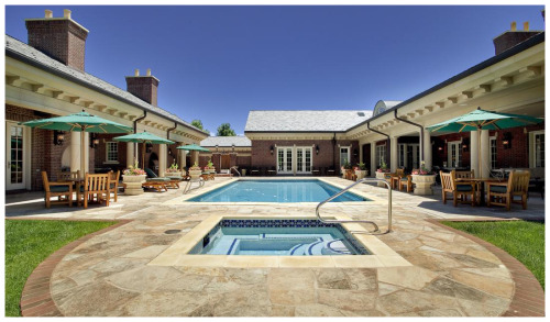 Swimming pool courtyard. Follow us on Facebook!  CLICK HEREVisit Pricey Pads