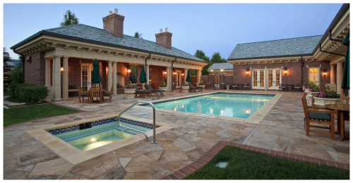 Courtyard swimming pool. Follow us on Facebook!  CLICK HEREVisit Pricey Pads