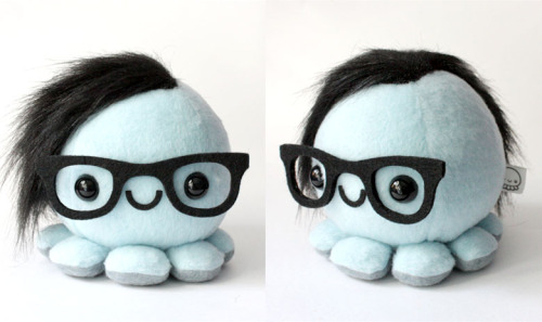cheekandstitch:  Skrillex octopus :0