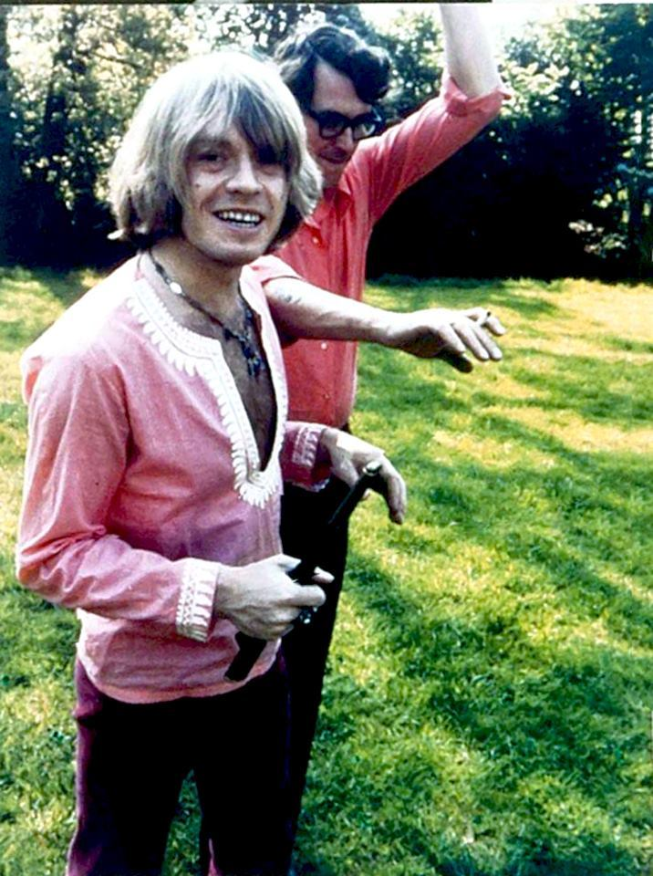 tekena:  Thank you for the rolling stones BRIAN JONES