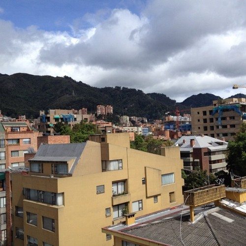 #bogota  (Taken with Instagram)