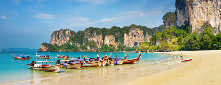 RAILAY BEACH | coordinates: 8°0′38″N 98°50′22″E