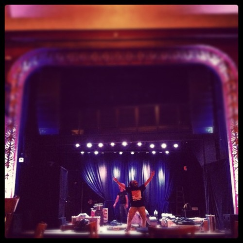 Madison, WI tonight! (Taken with Instagram at Majestic Theatre)