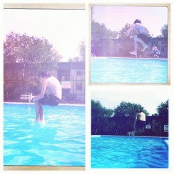 #picstitch #summerfun #asseenincolumbus #ohiogram  #swimming  (Taken with Instagram)