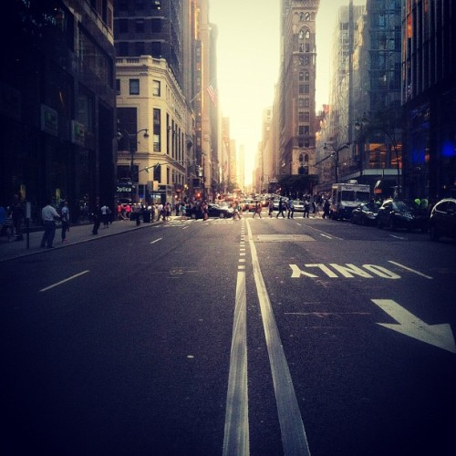 Manhattan (Taken with Instagram)