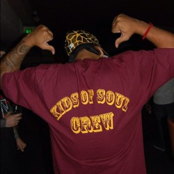 B-boy Drue @dru_ku_lele #kidsofsoul #93til #bboy #drue #throwbackthursday  (Taken with Instagram)