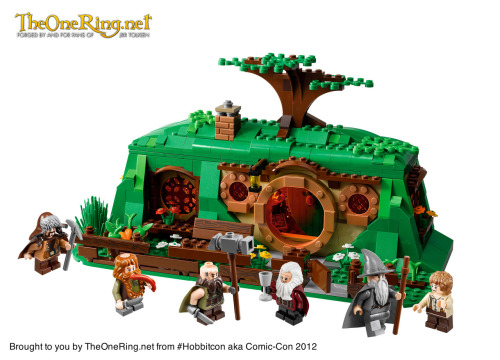 The Hobbit 'Bag End' Set