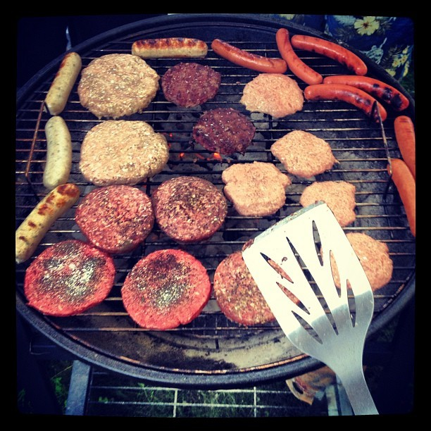 #MeatParty (Taken with Instagram at The S.H.ag)