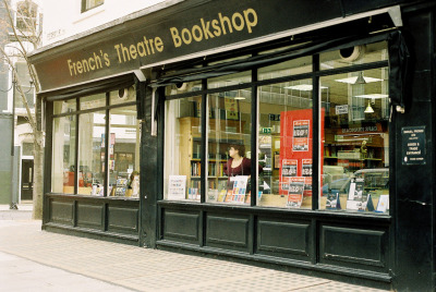 French's Theatre Bookshop (by (clareta))