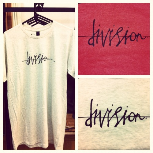 New dvsn shop tees in-store, Oatmeal Marle and Melon Marle. Limited run be quick. Show your support for local surf & skate stores!