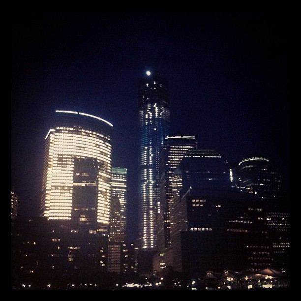 #freedomtower #nyc (Taken with Instagram)