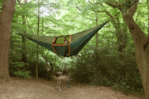 kkww:  (via Tentsile - Portable Treehouse for Camping and Playing)