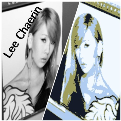 CL - New Evolution - Edited by LP2NE1 (Taken with Instagram)