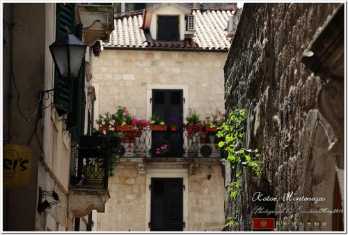 | ♕ |  Adriatic alley in Montenegro  |