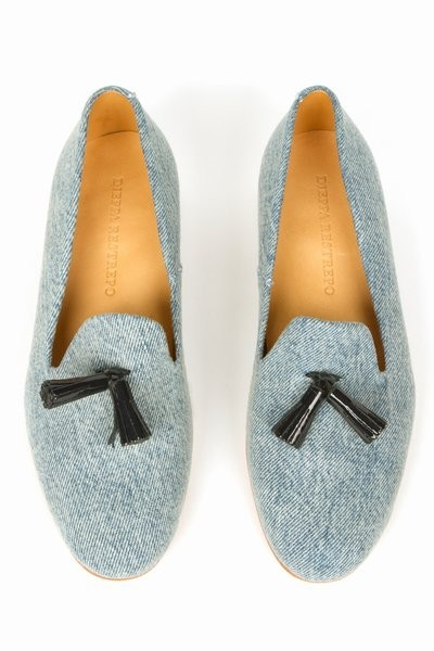 Dieppa Restrepo Gaston tassel loafers