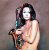 Musicandnude my hot bands other alto sax @nakedsax