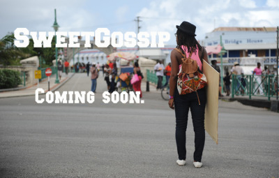 sweetgossipart:  Sweet Gossip …coming soon!!!A collaborative project about the Pop culture of BarbadosArtist: Sheena Rose Photographer: Adrian RichardsWriter: Natalie McGuireAssistant: Yasmine EspertGraphic Artist: Bonnie Hearty