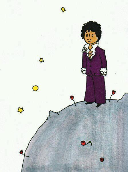 (The Artist Formerly Known As) The Little Prince.