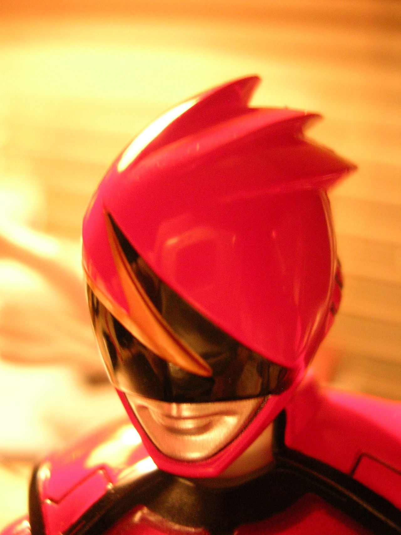 S.H. Figuarts Akiba Red. Video Review soon!