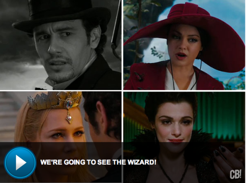 'Oz: The Great and Powerful' Trailer: First Look at James Franco as Iconic Character