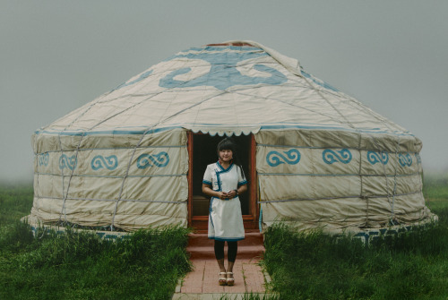 exploringflickr:  The Yurt (by Jeremy Snell)