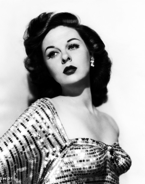screengoddess:  Susan Hayward via susan-hayward: