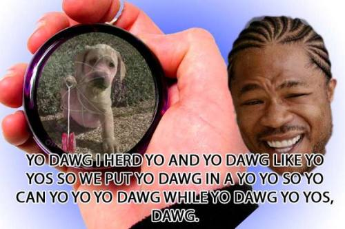 Xzibit The Meme Spot