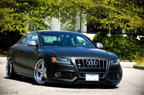 Audi S5 Quattro  [an upload just for Affluence-De-La-Vie.. be sure to follow him! I know you wont regret it!] T O P - T I E R