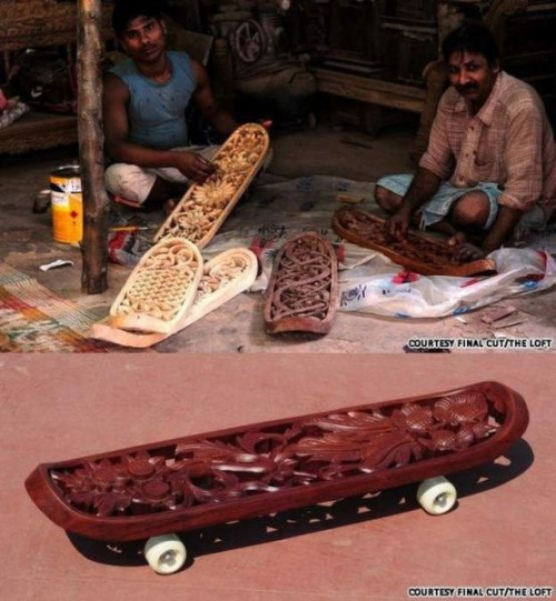 eatinghalal:  Mumbai Skateboards