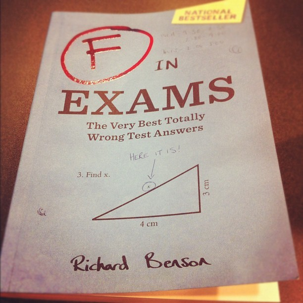 Everyone needs to read this book. Super hilarious. (Taken with Instagram)