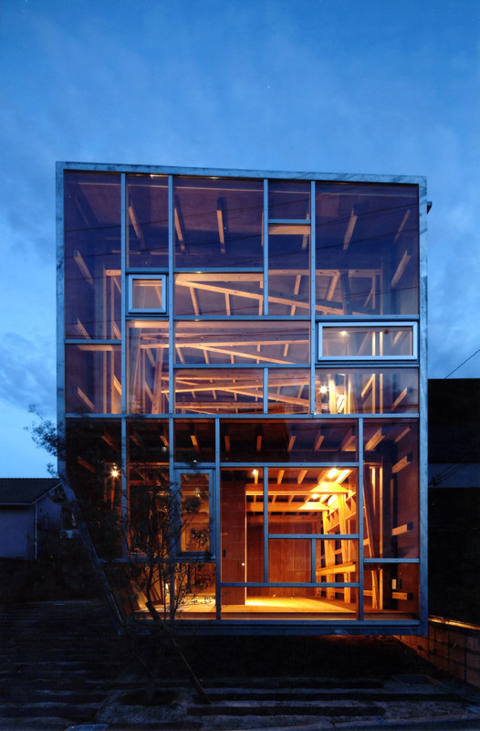 arkitekcher:  House of Cedar / Suga Atelier Location: Osaka, Japan