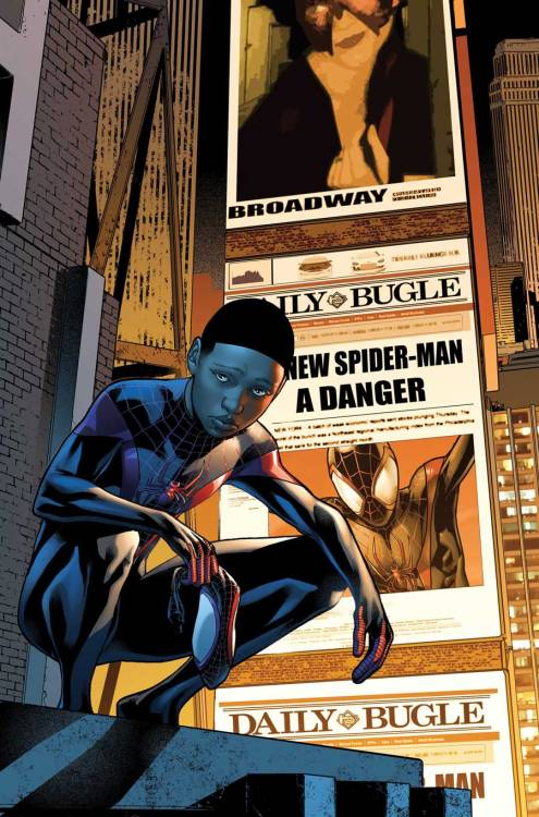 comicbookcovers:  Ultimate Comics Spider-Man #16.1, October 2012, cover by Sara Pichelli