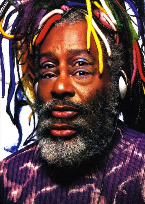 "dipped-in-sauce:  George Clinton still has ""it""."
