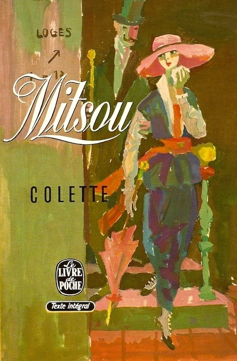 Mitsou, Colette (Livre de Poche, 1972; originally published 1919)