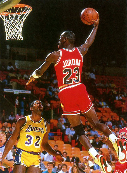 Michael Jordan - Air Jordan II