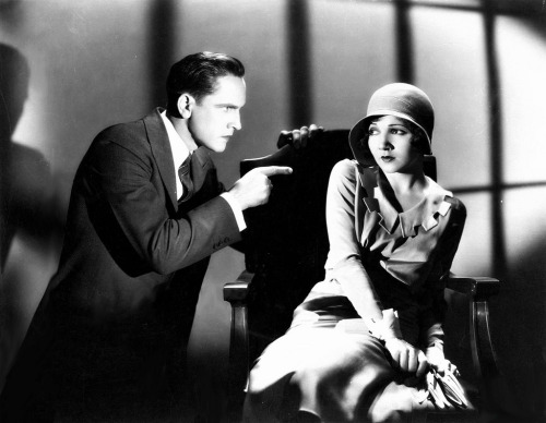 Fredric March & Claudette Colbert Manslaughter (by Greenman 2008)