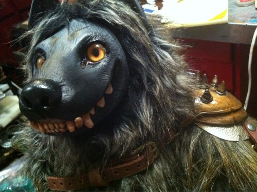 Gnoll doll will be in the shop tomorrow!