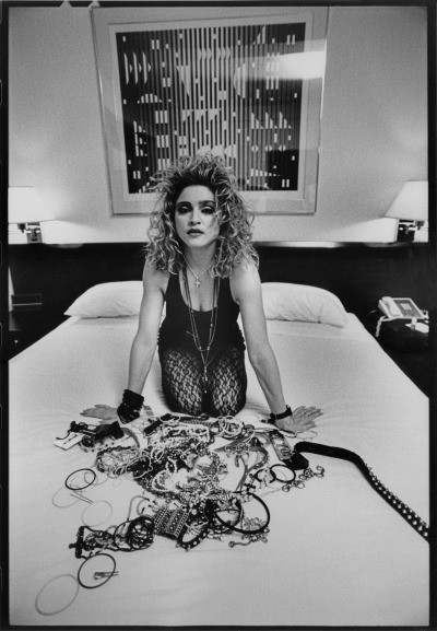 suicideblonde:  Madonna in 1985