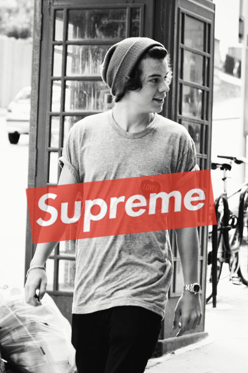 stripformetomlinson:  Supreme Harry