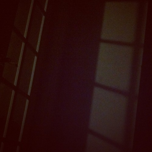 #BuonaNotte (Taken with Instagram)