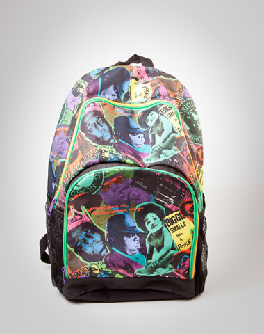 hiphoptrolling:   Biggie Backpack