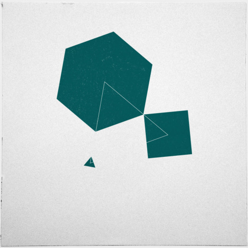 geometrydaily:  #196 Constellation – A new minimal geometric composition each day