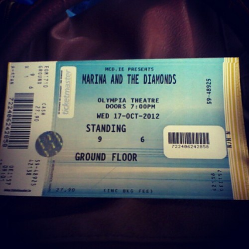 Sooo excited :) (Taken with Instagram)