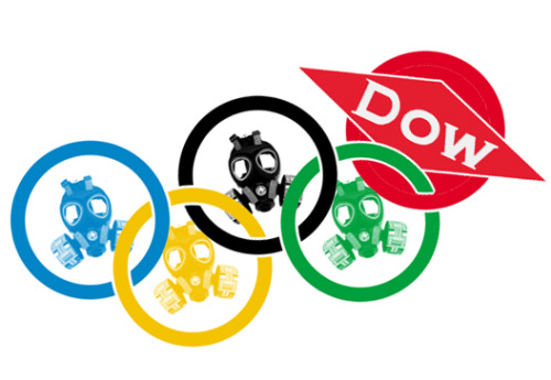 More Olympic sponsor subversion