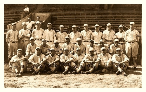 therealbsmile:  1926 St. Louis Cardinals Team 1926 World Series Champions
