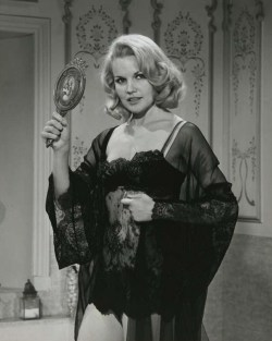 dianus:  Carroll Baker. The Carpetbaggers (1964, Edward Dmytryk).